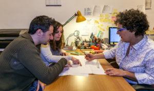 Insieme all'architetto deciderai come sarà la casa dei tuoi sogni