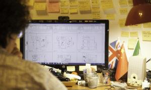 L'architetto preparerà il progetto per realizzare la casa dei tuoi sogni