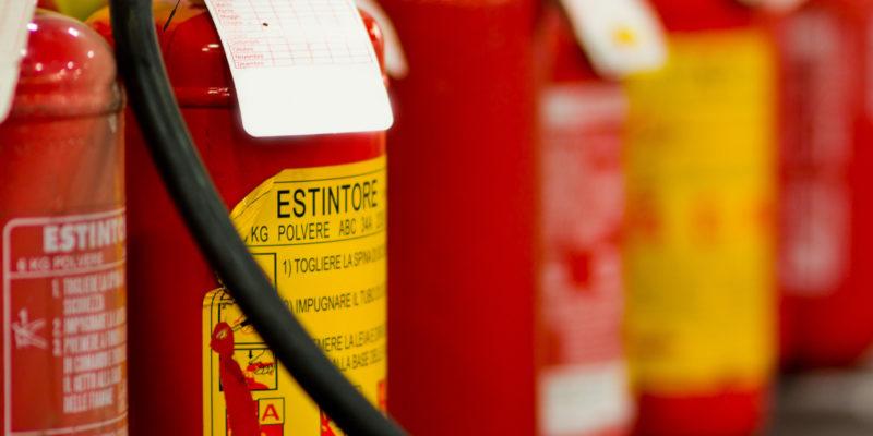 prevenzioni incendi cantieri case